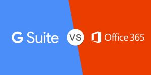 Gsuite of Office365?
